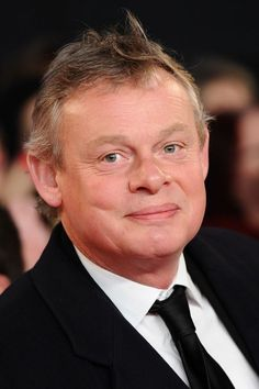 Martin Clunes of Doc Martin on PBS