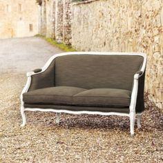 Ballard Designs: $2,359 Bergamo Settee | European-Inspired Home Furnishings | Ballard Designs
