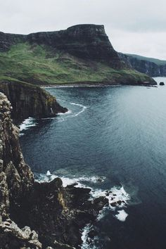 Moody Nature — lsleofskye: Neist Point ( Isle of Skye ) Oh The Places You'll Go, Places To Travel, Travel Destinations, Voyager C'est Vivre, The Ocean, Landscape Photography, Travel Photography, Magic Places, Adventure Is Out There