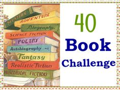 The Absent Librarian: 40 Book Reading Challenge ... for elementary students