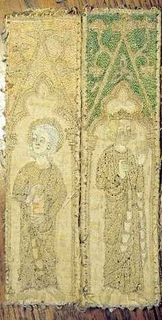 Index of Christian Art - Opus Anglicanum: - Lyons: Museum, Musée des Tissus