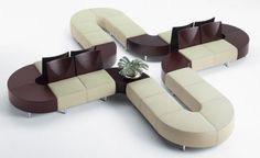 7 Best Lobby Seating images | Office interiors, Interior