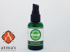 This assured safe blend is formulated to activate and balance your mind, body, and spirit. http://atmasofferings.com/product/heart-chakra-soul-spray/
