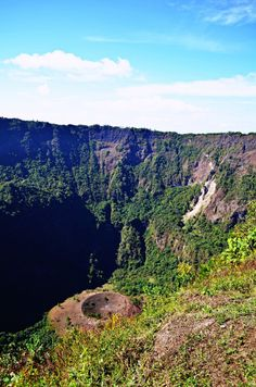 San Salvador Volcano crater. -I've been to the volcanos- they are awesome! *ec