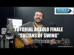 Lezioni di chitarra: Sultans of swing – tutorial assolo finale