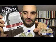 """Pillole di libri con """"La guerra dimenticata"""" di Giuseppe Russo - YouTube"""