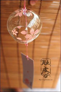 Image Japon, Japanese Wind Chimes, Japanese Plants, Art Asiatique, Nihon, Japanese Culture, E Design, Beautiful Landscapes, Cute Wallpapers
