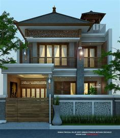 Modern Home Architectural Styles and Designs.Leave a comment and see what other people like.Most people like several home architectural styles. 2 Storey House Design, Duplex House Design, Simple House Design, House Front Design, Dream Home Design, Modern House Design, Home Modern, Modern House Plans, Small House Plans