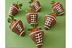 Strawberry Footballs: How to Make This Crowd-Pleasing Treat