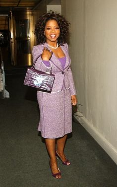 fb5bd385eae Oprah Winfrey This such a lovely picture !! Church Outfits