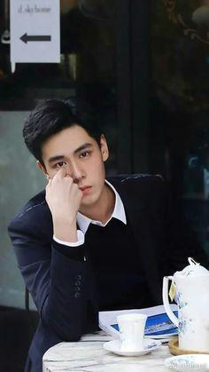 Kdrama, China Movie, Lee Hyun Woo, K Wallpaper, A Love So Beautiful, Daddy Long, Asian Hotties, Hot Actors, Chinese Boy