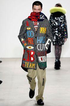Libertine Fall/Winter 2016/17 - New York Fashion Week