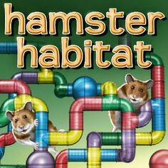 Hamster Habitat (A Free Puzzle Game for Kindle) Kindle Games, Free Kindle Books, Free Puzzle Games, Free Games, Hamster Habitat, Best Kindle, Super Cool Stuff, Building Games, Digital Text