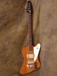 Gibson Thunderbird Bass Guitar..