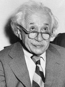 Albert Einstein disliked constraints of all sorts - including ties