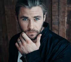 Chris Hemsworth by Matt Holyoak