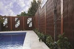 Image result for screens around pools