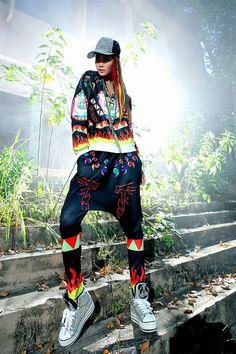 Adidas-Jeremmy Scott