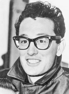 Buddy Holly rectangle
