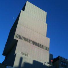 New Museum Moon