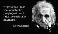 On Einstein and misquotation, plus top 5 Einstein misquotes!