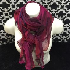 """Selling this """"⬇️REDUCED⬇️  Beautiful Scarf"""" in my Poshmark closet! My username is: cindyciara. #shopmycloset #poshmark #fashion #shopping #style #forsale #Accessories"""