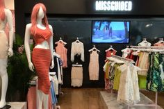 Missguided concession at Selfridges