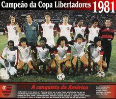 Flamengo Campeão do Mundo em 1981