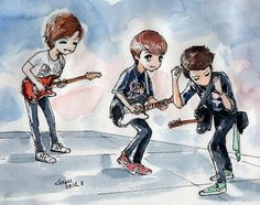 CNBLUE Can't Stop, credit: Daru