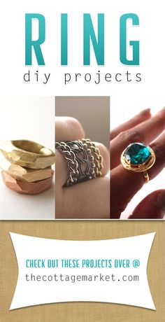 Ring DIY Projects - The Cottage Market
