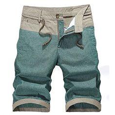 Hombres Casual Loose Shorts Fashion Joker – USD $ 38.49