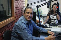 Waguinho - Entrevista Waguinho - Rádio Rico's Gospel
