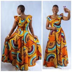 gives you confidence! Being confident is being beautiful! gives you confidence! Being confident is being beautiful! African Fashion Ankara, Latest African Fashion Dresses, African Print Fashion, Africa Fashion, African Style, Short African Dresses, African Print Dresses, African Prints, African Fabric
