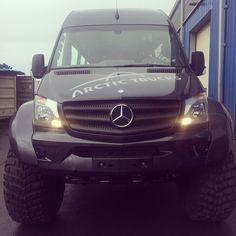 Arctic Trucks sprinter! Arctic, Camping, Offroad, 4x4, Vans, Trucks, Vehicles, Motors, Crafts