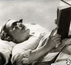 50 Surprising Photos From The Past That Show How Different Life Used To Be  These glasses were specifically made for reading in bed