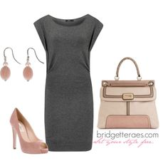 """""""Pink Power"""" by bridgetteraes on Polyvore"""
