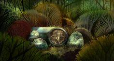 (21) Tumblr New Nature Wallpaper, The Secret Of Kells, Song Of The Sea, Book Of Kells, Tree Images, Art Courses, Sea Art, Chant, Art Google