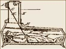Victorians had a fear of being buried alive. In order to prevent this efforts included contraptions where a rope was tied to the corpse's hand so if it were to move it would ring a bell above ground.