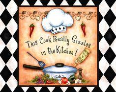 Blue Butterfly: Barbara Ann Kenney Illustrations / Kitchen