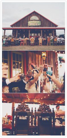 the lovely wedding of James (of Bleubird Vintage blog) & Aubrey with photographs by Brooke Schwab & event design by Ashley Meaders