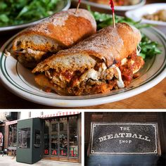 The Meatball Shop - NYC