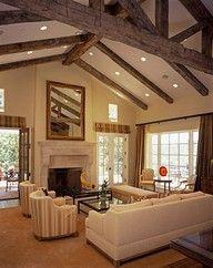 beam ceiling
