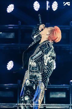 G-DRAGON x BIG BANG | 2015 WORLD TOUR x MADE IN DALIAN @ ZHONGSHENG CENTER