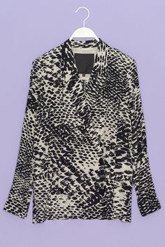 Silk blazer | B56 INWEAR