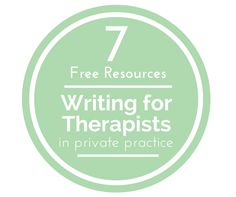 Occupational Therapy my writers