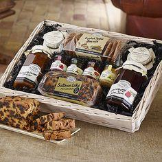 For Grandma Cottage Delight Farmhouse Hamper - from Lakeland