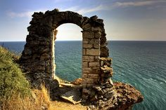 Cape Kaliakra on the Black Sea coast of Bulgaria http://www.lawyers-bulgaria.com/purchasing-a-property-in-bulgaria #Bulgaria #buyproperty #Kaliakra