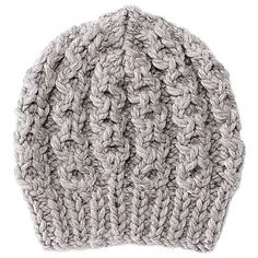 Knitting Pattern: Thick Hat with Cable Knit Knitting Designs, Knitting Patterns Free, Knitting Projects, Knitting For Kids, Baby Knitting, Knitted Headband, Knitted Hats, Knit Crochet, Crochet Hats