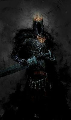 Fantasy Art Watch — Giant Lord by Artem Demura Dark Fantasy Art, Fantasy Creatures, Mythical Creatures, Art Dark Souls, Illustration Fantasy, Art Visionnaire, Armadura Medieval, Arte Obscura, Art Watch