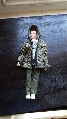 Full action figure of James Lavelle, Mo Wax, Futura 2000 BAPE Limited Edition Bape Ape, Culture Industry, Get Fresh, Vinyl Records, Pop Culture, Action Figures, Wax, Scale, This Or That Questions